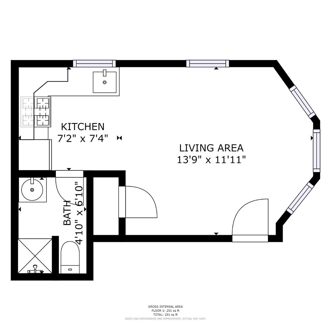 Studio - 105