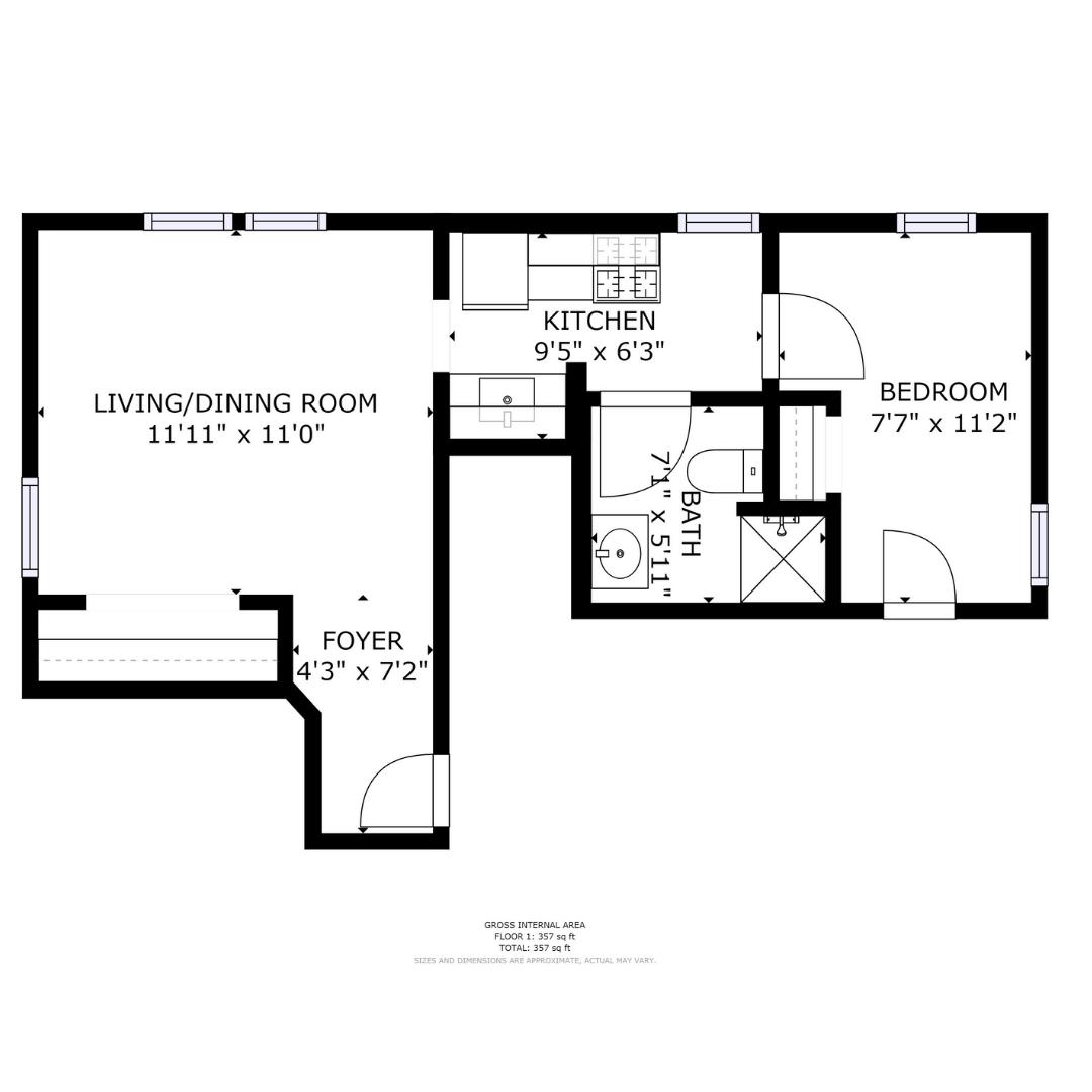 One Bedroom - 205