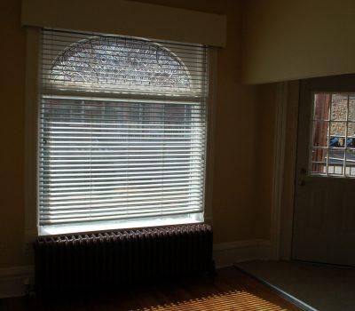 Dim Natural lighting into living room