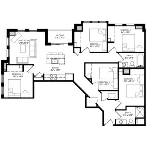 Five Bedroom - Style L