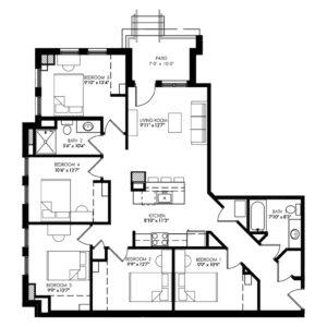 Five Bedroom - Style V